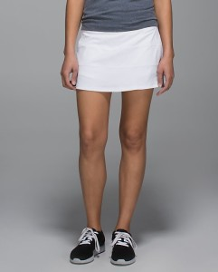 Lululemon Pace Rival Skirt a